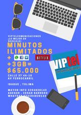 Minutos Voip Desde $20 Y Recargas 6.5 % Y Minutos Ilimitado