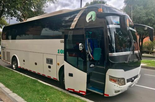 Bus Yutong Para 40 Pasajeros. Excelente Estado Y Trabajando
