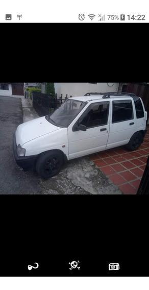Daewoo Tico Sedan 1998