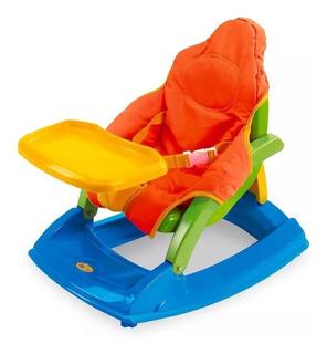 Silla Fija, Mecedora P/comer Bebé Rondi Baby Chair