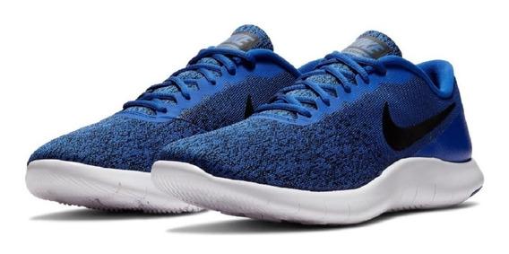 Zapatillas Nike Flex Contact Running Azul