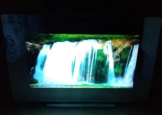 Abajur Quadro Luminoso Cachoeira Decoração Sala Quarto Casa