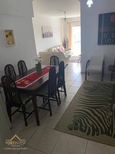 Imagem 1 de 29 de Apartamento Com 2 Dormitórios À Venda, 96 M² Por R$ 380.000,00 - Tupi - Praia Grande/sp - Ap2267