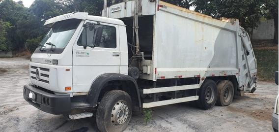 Vw 17250 Worker Compactador De Lixo $59990,00 A Vista