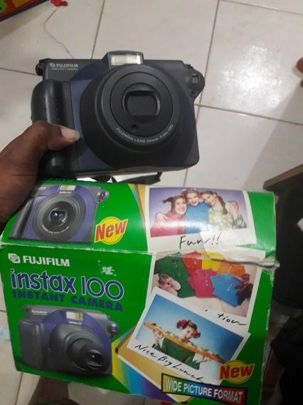 Câmera Fujifilm Instax 100 Fotos Reais