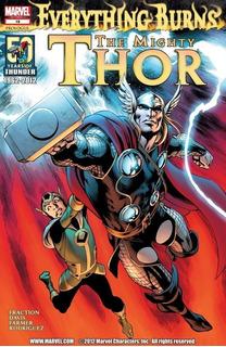 Mighty Thor / Journey Into Mystery Arco Todo (2011) Marvel