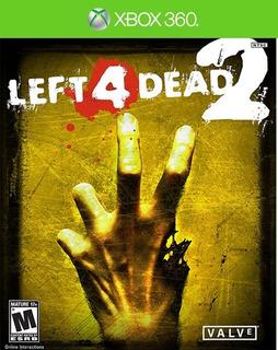 Left 4 Dead 2 Xbox One