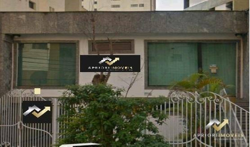 Sala Para Alugar, 40 M² Por R$ 1.300/mês - Vila Bastos - Santo André/sp - Sa0116