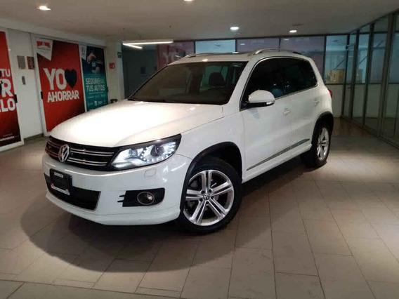 Volkswagen Tiguan 2016 5p R-line L4/2.0/t Aut