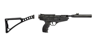 Pistola Swiss Arms Mod M Fire 4.5 Mm Convertible