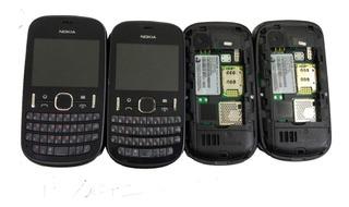 Lote Celular Nokia 201.2 28 Un. No Estado