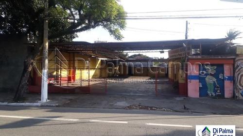 Terreno Para Locação Com 600 M², No Butantã, São Paulo/ Sp. - Dp4755