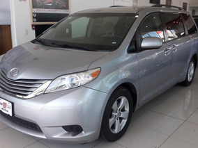 Toyota Sienna 3.5 Le V6 At