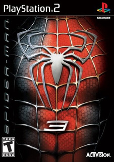 Spider-man 3 - Playstation 2 Up Shop