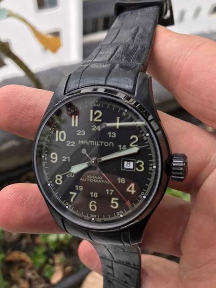 Relógio Automático Hamilton Khaki 42mm