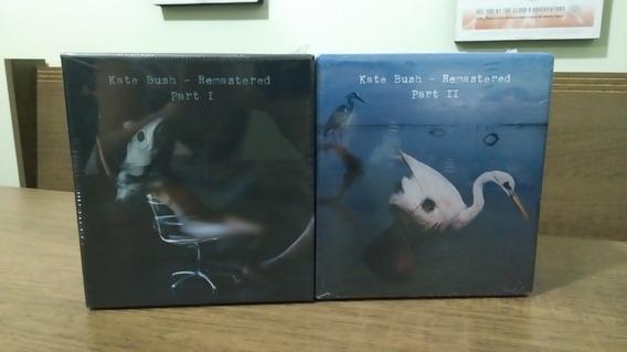 Kate Bush Remastered Part I & Part Ii - 2 Box C/ 15 Cds