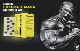 Somatodrol / Fuerza / Hgh / 100% Original / Musculatura