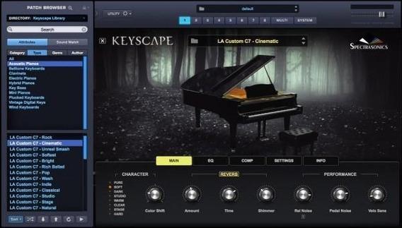 Keyscape + Omnisphere 2