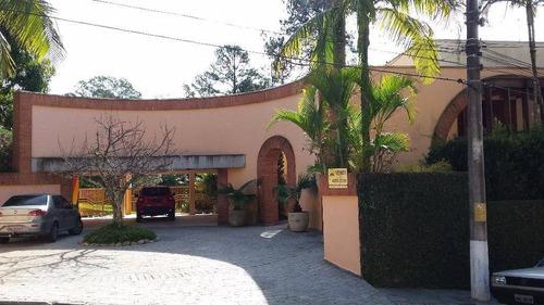 Casa Residencial À Venda, Condomínio Arujazinho I, Ii E Iii, Arujá - Ca0366. - Ca0368