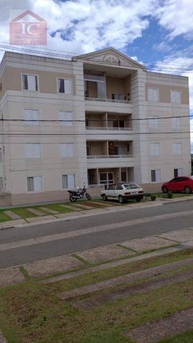 Apartamento Com 2 Dormitórios Para Alugar, 47 M² Por R$ 900,00/mês - Jardim Ísis - Cotia/sp - Ap0410