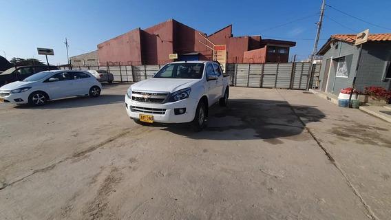 Chevrolet D-max Rt-50 2.5l Dsl Dc 4x4 Full - Jhr180
