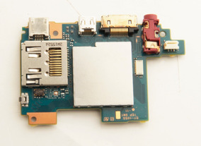 Placa Principal Filmadora Sony Hdr-as200v Nova Original