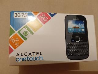 Vendo Alcatel One Touch Modelo 3075 Na Cor Dark Gray