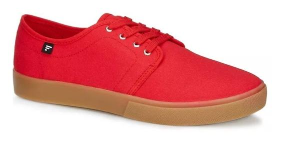 Luce Dinamico Juvenil Tenis Sneaker Rojo Comodo 2604824