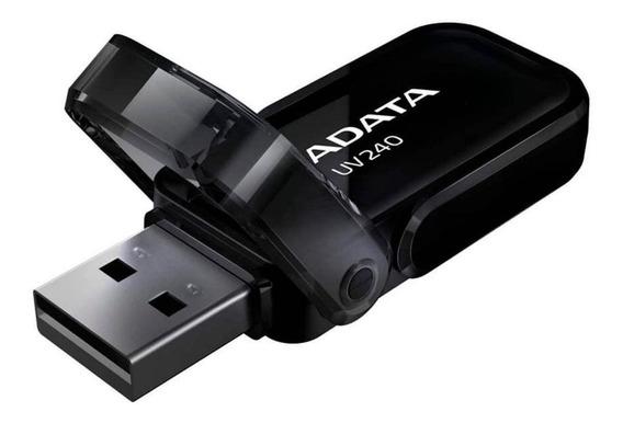 Memoria USB ADATA UV240 16GB negro