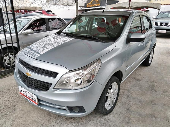 Chevrolet Agile Ltz 1.4 8v Flex 4p Manual