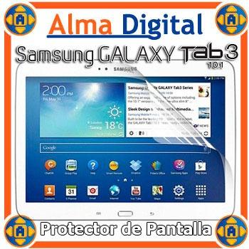 Protector Pantalla Samsung Galaxy Tab3 10 Transparente