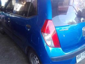 Hyundai I10 1.2 Gls Seguridad L Mt 2010