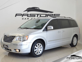 Chrysler Town E Country Limited - 2008