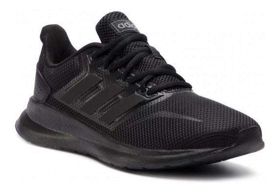Tênis Running adidas Feminino Runfalcon F36216 Preto