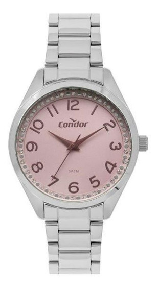 Relógio Feminino Condor Acompanha Bijuteria