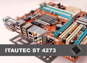 Arquivo Bios Placa Mãe Itautec St-4273 - Envio Por E-mail