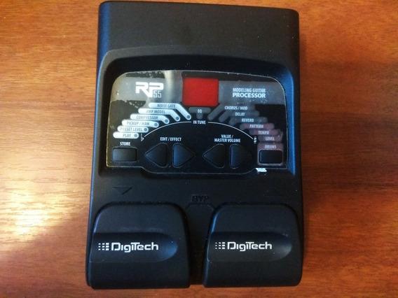 Pedal Multiefectos Digital Rp55 Digitech