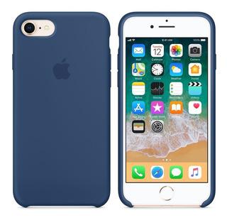 Funda Original Apple Estuche Protector Silicona P/iPhone 8/7