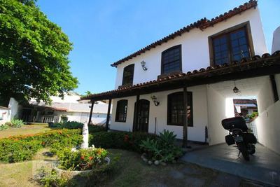 Anil - Jardim Uruçanga - Casa Duplex, 3 Q,quintal E Piscina