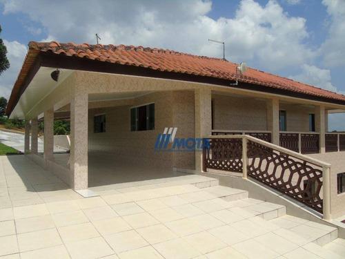 Chácara A Venda Colônia Marcelino São Jose Dos Pinhais Com 17.481,87 M2; Casa Alvenaria Com 270,00m2 - Ch0149