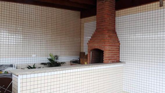 Casa Em Vila Nossa Senhora De Fátima, São Vicente/sp De 153m² 2 Quartos À Venda Por R$ 320.000,00 - Ca221808