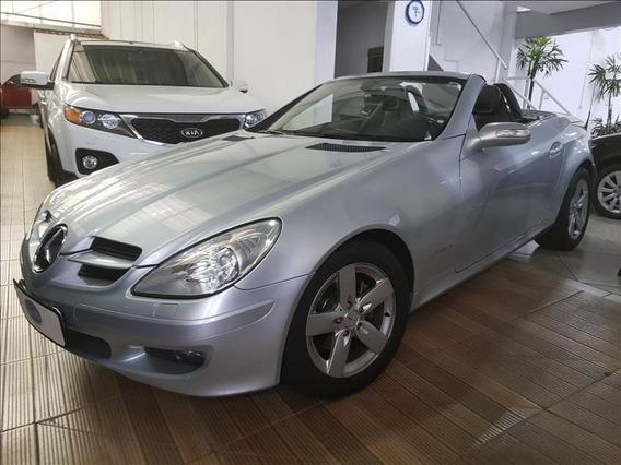 Mercedes-benz Slk 200 1.8 Kompressor Roadster