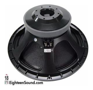 Parlante De 18 Pulgadas Eighteen Sound 1200 W Audiofer