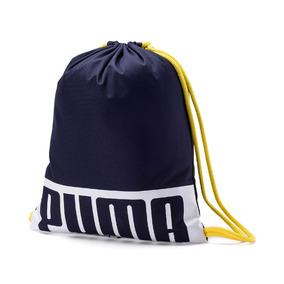 Sacola Puma Deck Gym - Azul E Amarelo - Original