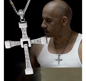 Colar Vin Diesel Dominic Toretto Velozes E Furiosos Original