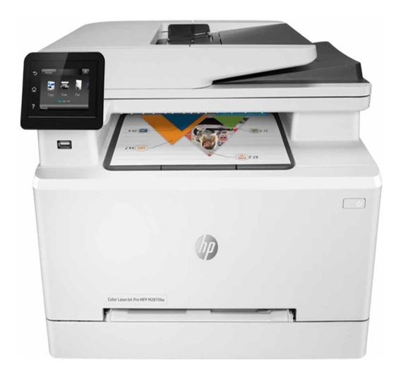 Impresora Laser Multifuncional Hp A Color Pro M281fdw Tienda