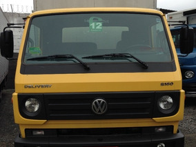 Caminhão Volkswagen Vw 9.160 2013 Bau Carga Seca 6m