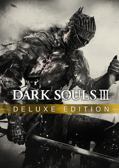 Dark Souls 3 Deluxe Edition Original - Pc Steam Key