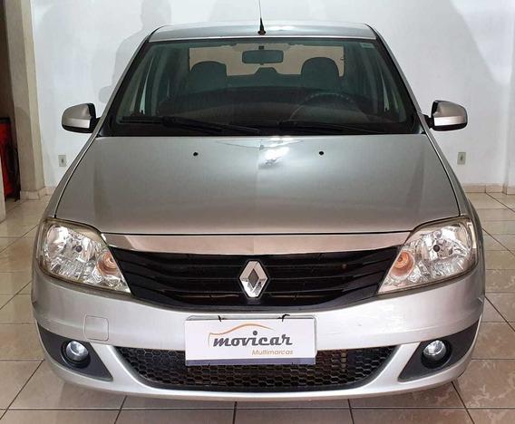 Renault Logan Expression 1.6 8v 44mil Km 2011