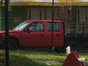 Camioneta Doblecabina Chevrolet Luv2300 Modelo92